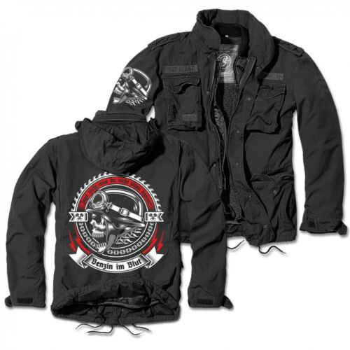 Gasoline Motociclisti motociclista Jacket Jacket The M65 In Field Giacca Blood Army Giant da invernale 055qPA