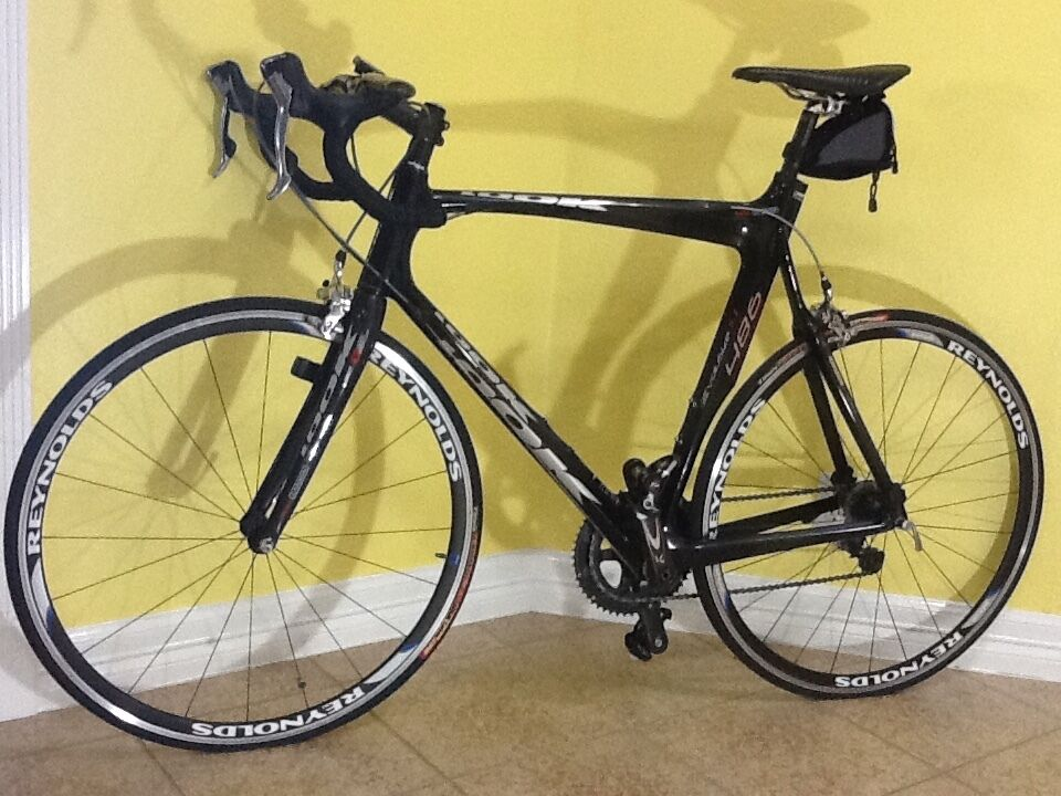 LOOK 486 Progressive Sloping Supper Light Carbon Volusize 5.7 + DURA ACE