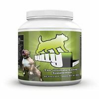 Bully Max Dog Muscle Vitamin / Supplement Builder 60, 120, 240, 360 Day Supply