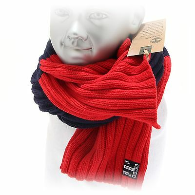 3266l Sciarpa Bimbo Blu Timberland Sciarpe Scarves Kids Comodo E Facile Da Indossare