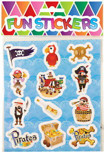 Pinata Toy Loot//Party Bag Fillers Wedding//Kids 24 Jungle Animal Sticker Sheets