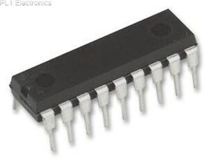 Microchip 8-BIT 4K Flash PDIP18 PIC18F1220-E//P Ic Mcu