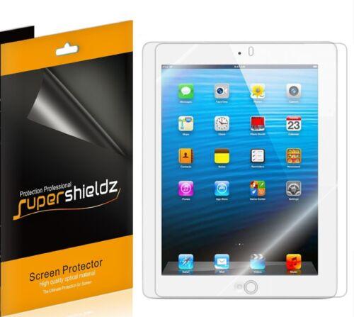 3 3x Supershieldz Anti Glare Matte Screen Protector for iPad 4 2 Generation