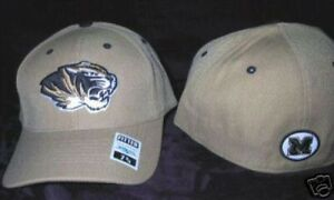 new arrival 70c26 15028 Image is loading MISSOURI-TIGERS-MIZZOU-HAT-7-1-4-CAP-
