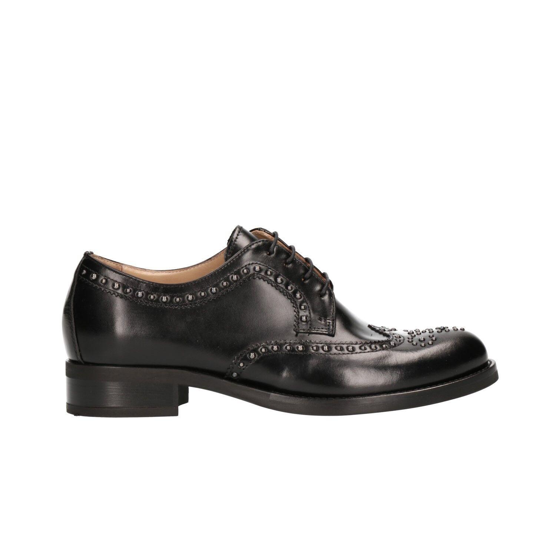NERO GIARDINI Francesine scarpe donna nero 6344 mod. A806344D