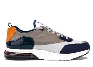 Scarpe-da-uomo-Vespa-V00090-casual-estive-basse-sneakers-sportive-fashion-laccio