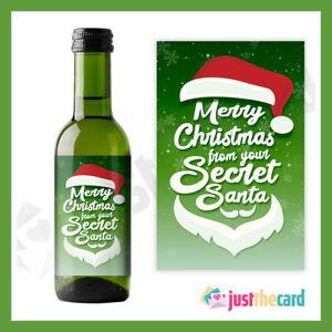 Secret-Santa-Gift-Personalised-Mini-Wine-Bottle-Label-for-Christmas