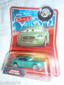 Disney Cars Final Lap Collection Costanzo Della Corsa Exclusive Diecast Car