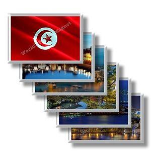 TN - Tunisia - frigo calamite frigorifero souvenir magneti fridge magnet