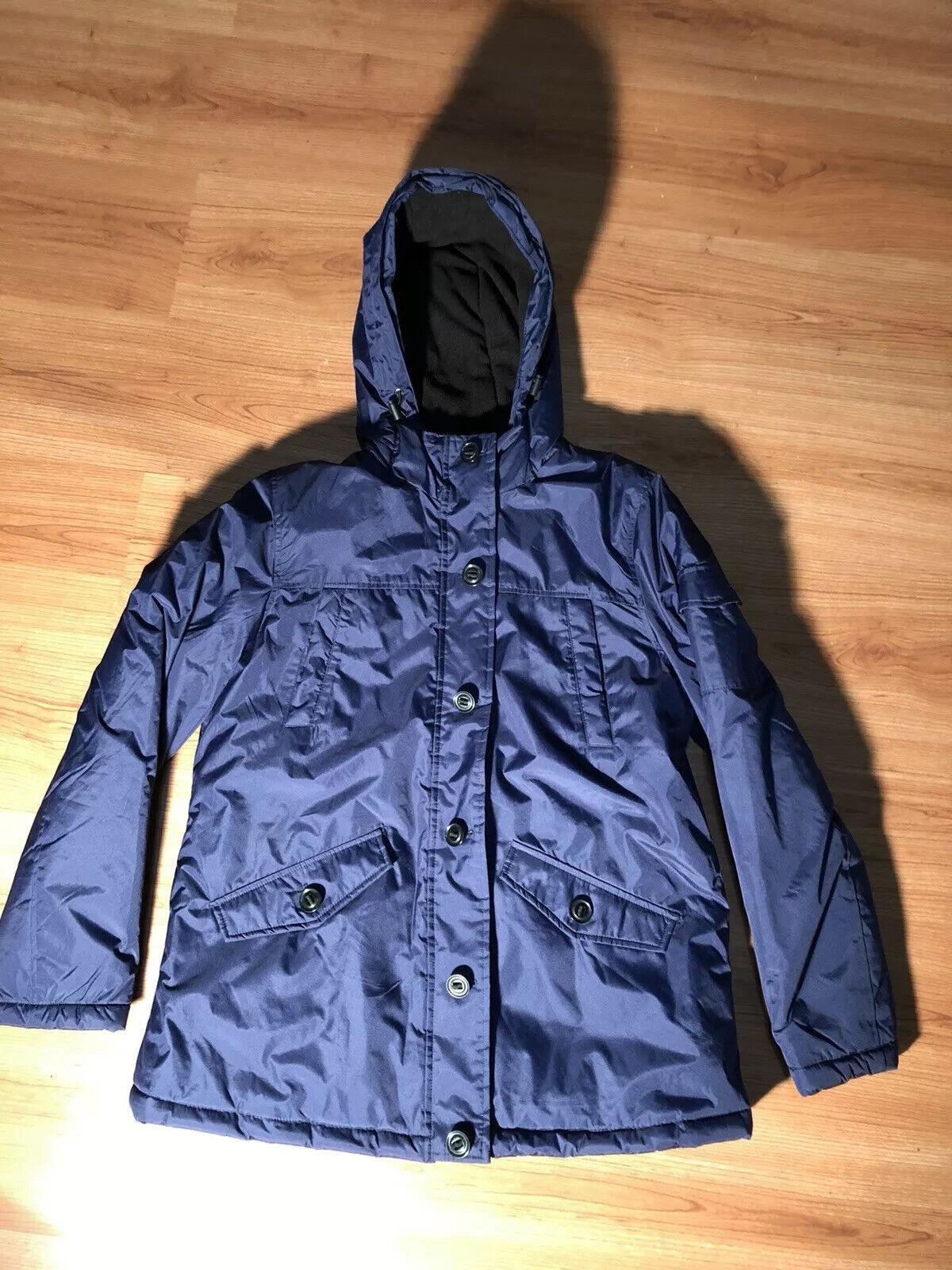 "46-48/"" ZeroXposur Mens Insulated Padded Hooded Waterproof Jacket XL"