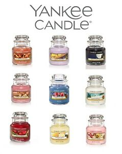 Yankee-Candle-Small-Jar-Assorted-Fragrances-FREE-P-amp-P