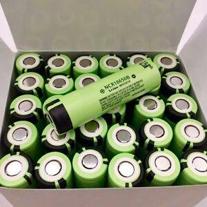Panasonic 3400mah Ncr18650b Lithium Battery 18650 Imr Li