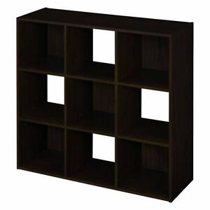Cube Storage Bookcase Display Room Divider Furniture