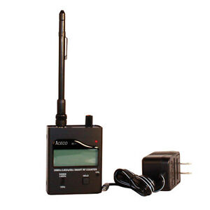 Digital-High-End-Frequency-Counter-Spy-Bug-Detector-W-Signal-Strength-Indicator