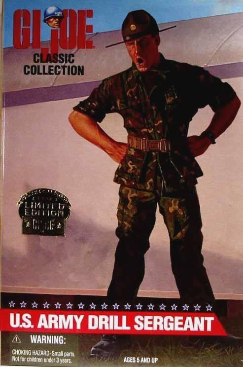 Hasbro Gi Joe 12 Pulgadas Us Army Splata Figura de acción de 1997