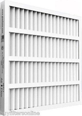 12 Air Filters Home Furnace Ac Merv 10 Zxp Glasfloss Z
