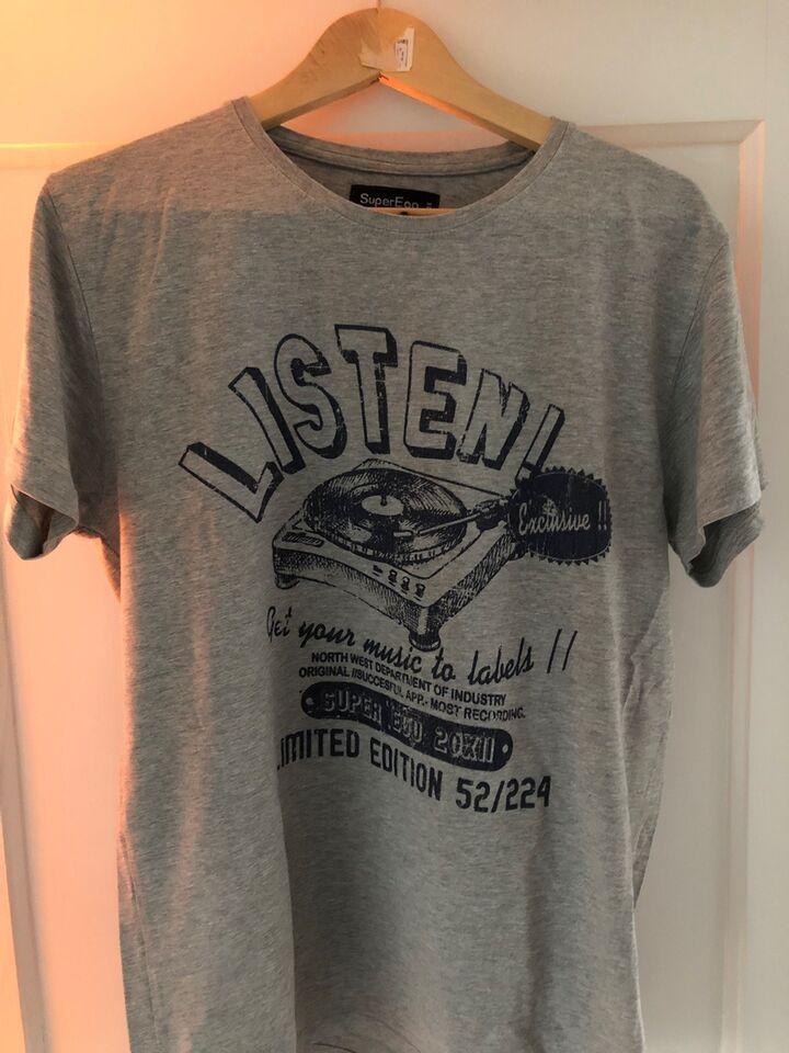 T-shirt, Super Ego, str. L