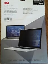 """3M Privacy Filter for 15/"""" Macbook Pro with Retina Display OEM"""