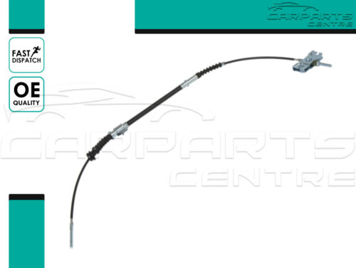 FOR HYUNDAI TRAJET 2.0 2.7 CRDi DIESEL 2000-2003 FRONT HAND BRAKE PARKING CABLE