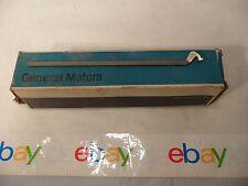 66-81 NOS Trunk Lid Lock Cylinder Shaft GM 9614429 Buick Chevrolet Oldsmobile