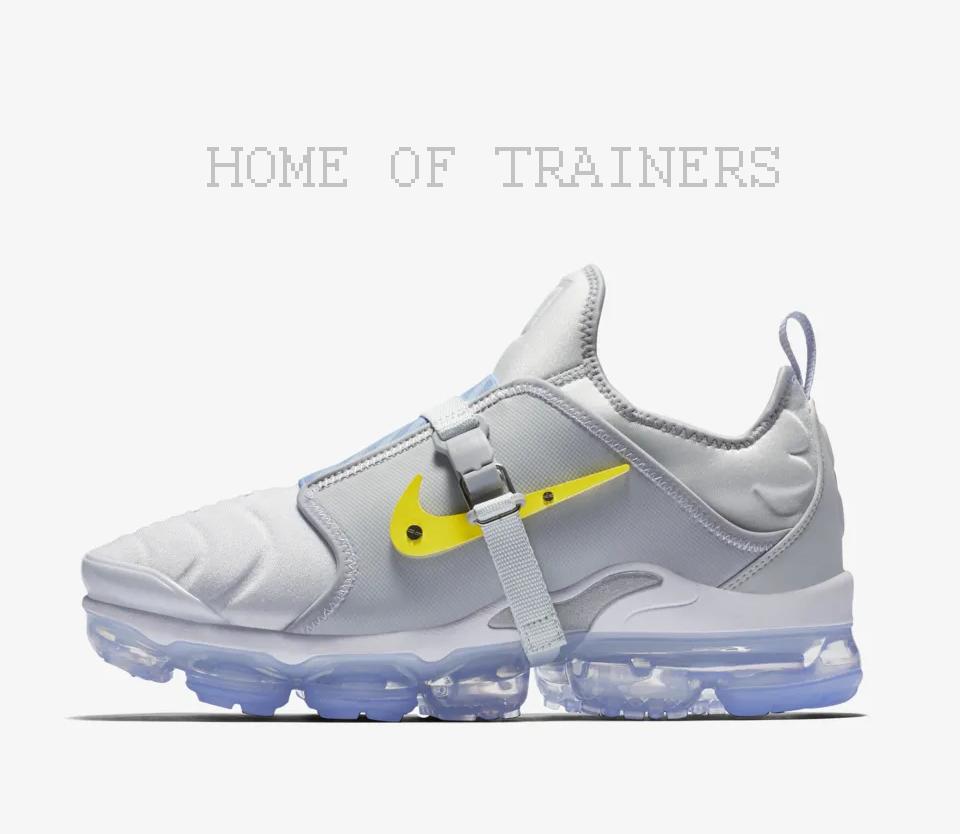 Nike Vapormax PLUS su Air Air LM PARIGI PLATINUM Giallo Uomo Scarpe da ginnastica Tutte Le Taglie