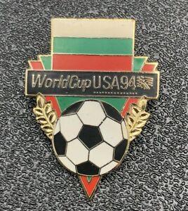 Coca Cola Collectible Pin Soccer Team Bulgaria Flag World Cup USA 94