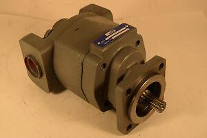 Metaris hydraulic gear pump motor mhp350a242jeab25 25 ebay for Von ruden hydraulic motor