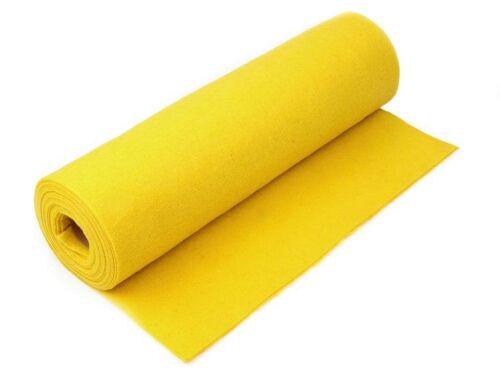0,5m Taschenfilz Filz Bastelfilz ca 41cm breit Stärke 1,4mm 215g//m² Deko