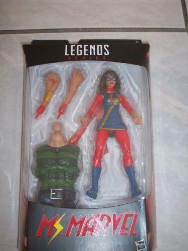 Marvel Marvel Marvel Legends Series C0033 - Ms. Marvel - 15 cm - Neu   OVP 53433a