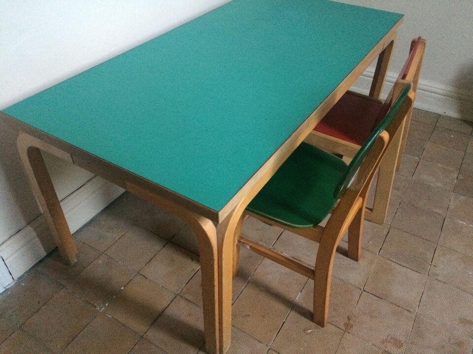 Bord/stolesæt, Hukit/Krea