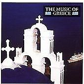 Various Artists : The Music of Greece CD Highly Rated eBay Seller Great Prices