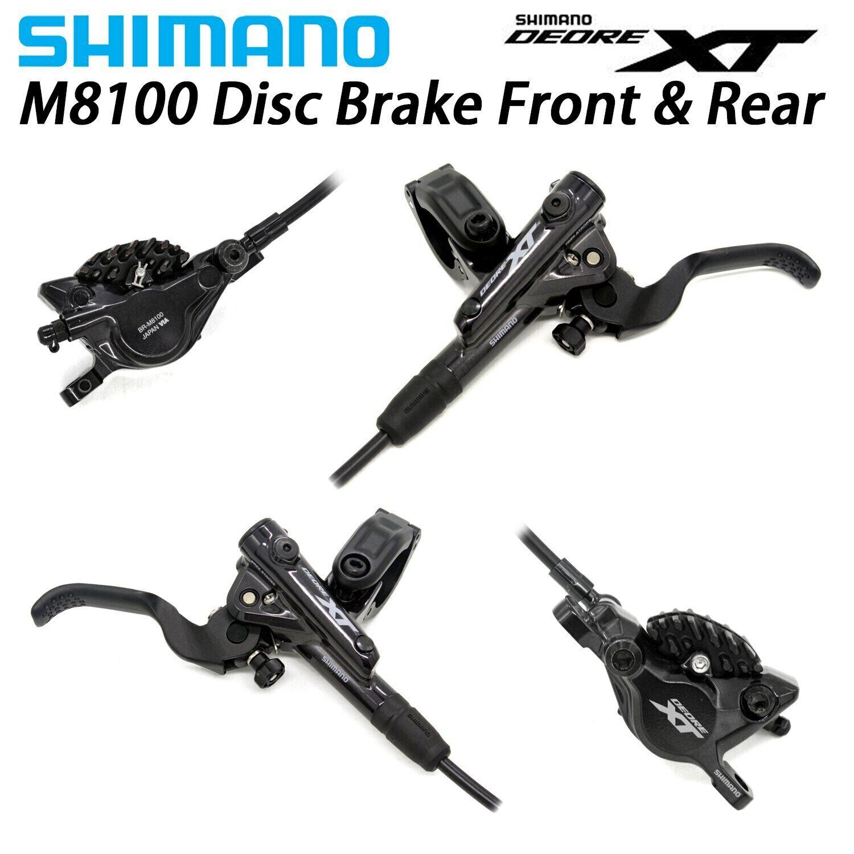 Shimano XT M8100 Scheibenbremshebel w  Caliper Hidraulic Disc Brake Left & Right