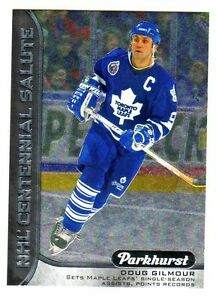 2016-17-UD-Parkhurst-CENTENNIAL-SALUTE-DOUG-GILMOUR-Maple-Leafs-QTY-AVAILABLE