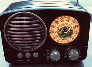 Portable-Retro-Radio-AM-FM-SW-Bluetooth-Speaker-TF-Card-Rechargeable
