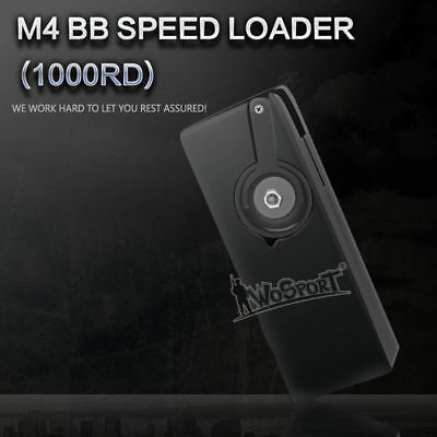 AIRSOFT Bulldog 6 mm BB Airsoft Speed Loader 150 tours