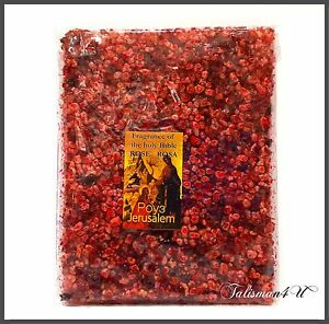 Rose Aromatic Incense Resin Fragrance Of The Holy Bible From