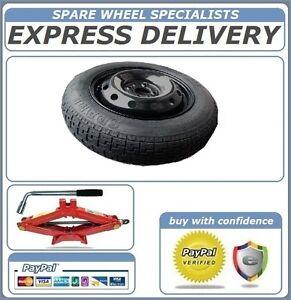 TheWheelShop Mazda 3/2009-present Jour Space Saver Roue de Secours