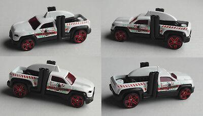 Hot Wheels - Diesel Duty Weiß/schwarz