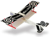 (2) Sopwith Camel Biplane Balsa Wood Air Plane Glider Guillows Model Kit 43 Toy