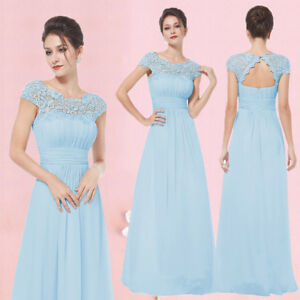 Ever-pretty-UK-Sky-Blue-Wedding-Bridesmaid-Dresses-Party-Evening-Lace-Long-09993