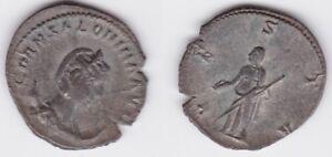 Silber-Muenze-Antoninian-um-268-n-Chr-Cornelia-Salonina-VESTA-122352