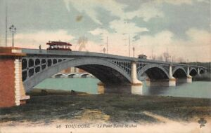 TOULOUSE-il-ponte-di-St-Michel