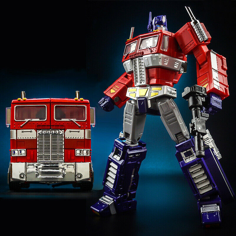 KBB Transformers MP10v Masterpiece Convoy  Optimus Prime Alliage Toy Action Figure  confortablement