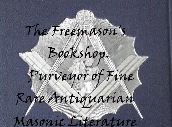 thefreemasonbookshop
