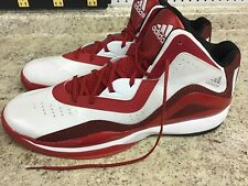 71dbfc6cc53f adidas Crazy Ghost 2 Mens Basketball Trainers   Shoes Red D73926 ...
