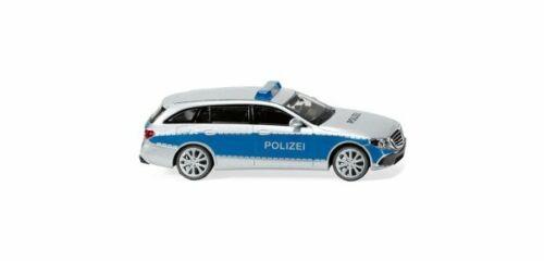 1//87 Wiking MB clase E S213 policía 0227 10
