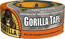 Silver Duct Tape 12 Yard 188 Wide Extra Thick Extra Stick Gorilla 6071202
