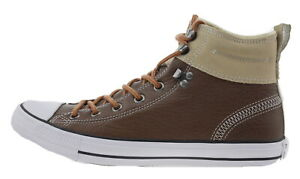 Details zu 106899 Converse 139820C Hiker2 High Top Sneaker Leather braun EUR 45