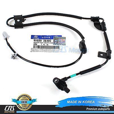4WD Rear Left ABS Wheel Speed Sensor For Hyundai Tucson KIA Sportage 956802E400