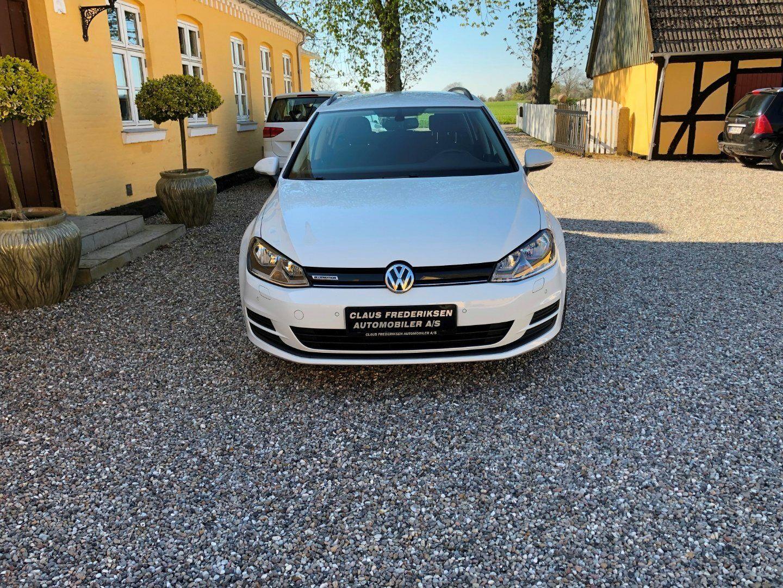 VW Golf VII 1,6 TDi 110 BlueMotion Variant 5d